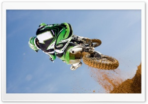 Motocross 73 HD Wide Wallpaper for Widescreen