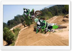 Motocross 77 HD Wide Wallpaper for Widescreen