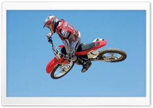 Motocross 78 HD Wide Wallpaper for Widescreen
