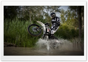 Motocross Sport HD Wide Wallpaper for Widescreen