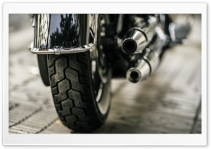 Motorcycle HD Wide Wallpaper for Widescreen
