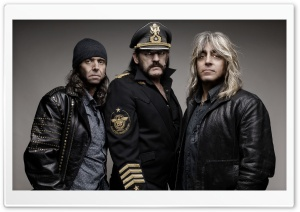 Motorhead HD Wide Wallpaper for Widescreen