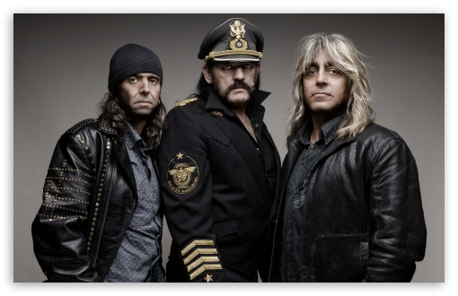 Motorhead ❤ 4K HD Desktop Wallpaper for 4K Ultra HD TV