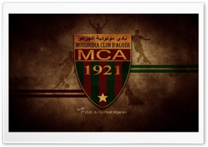 Mouloudia d'alger HD Wide Wallpaper for 4K UHD Widescreen desktop & smartphone