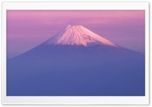Mount. Fuji HD Wide Wallpaper for Widescreen