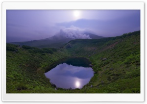 Mount Asahi, Japan HD Wide Wallpaper for Widescreen