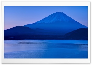Mount Fuji HD Wide Wallpaper for 4K UHD Widescreen desktop & smartphone