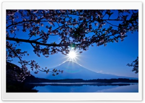 Mount Fuji, Japan Ultra HD Wallpaper for 4K UHD Widescreen desktop, tablet & smartphone