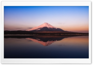 Mount Fuji Landscapes HD Wide Wallpaper for Widescreen