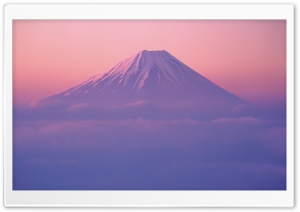 Mount Fuji Wallpaper in Mac OS X Lion HD Wide Wallpaper for 4K UHD Widescreen desktop & smartphone
