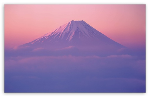 Mount Fuji Wallpaper In Mac Os X Lion 4k Hd Desktop