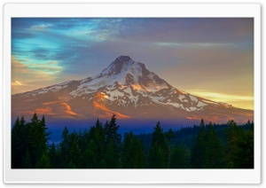Mount Hood HD Wide Wallpaper for Widescreen