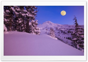 Mount Hood Oregon HD Wide Wallpaper for Widescreen