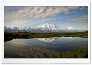 Mount Mckinley, Alaska HD Wide Wallpaper for 4K UHD Widescreen desktop & smartphone