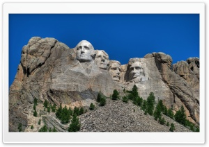Mount Rushmore HD Wide Wallpaper for Widescreen