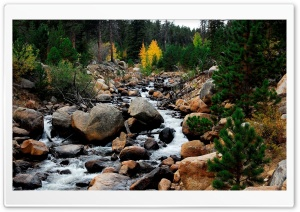 Mountain Creek Ultra HD Wallpaper for 4K UHD Widescreen desktop, tablet & smartphone