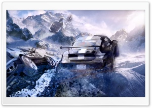 Mountain Expedition & Need-For Speed The Run HD Wide Wallpaper for Widescreen
