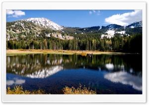 Mountain Lake HD Wide Wallpaper for Widescreen