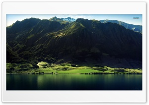 mountain lake Ultra HD Wallpaper for 4K UHD Widescreen desktop, tablet & smartphone