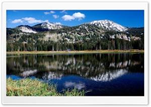 Mountain Lake 23 Ultra HD Wallpaper for 4K UHD Widescreen desktop, tablet & smartphone
