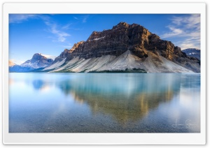 Mountain Lake HD Wide Wallpaper for Widescreen