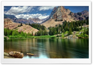 Mountain Landscape HD Wide Wallpaper for Widescreen