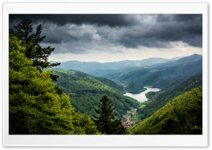 Mountain Landscape, Nature Ultra HD Wallpaper for 4K UHD Widescreen desktop, tablet & smartphone