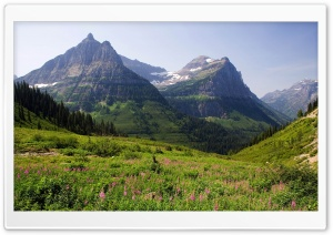 Mountain Pasture Ultra HD Wallpaper for 4K UHD Widescreen desktop, tablet & smartphone