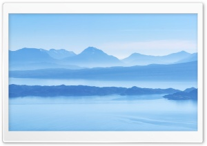 Mountain Ranges in Scotland HD Wide Wallpaper for 4K UHD Widescreen desktop & smartphone