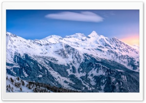Mountain, Ski Slope HD Wide Wallpaper for Widescreen
