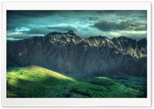 Mountains New Zealand HD Wide Wallpaper for Widescreen