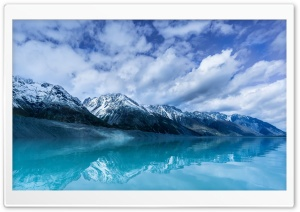 Mountains Reflected in Water Ultra HD Wallpaper for 4K UHD Widescreen desktop, tablet & smartphone