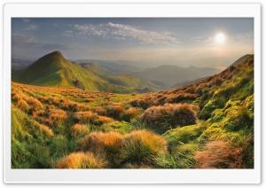 Mountains Slope Ultra HD Wallpaper for 4K UHD Widescreen desktop, tablet & smartphone