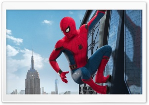 Movie - Spider Man Homecoming Ultra HD Wallpaper for 4K UHD Widescreen desktop, tablet & smartphone
