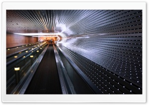 Moving Walkway HD Wide Wallpaper for Widescreen