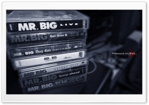 Mr. Big HD Wide Wallpaper for Widescreen