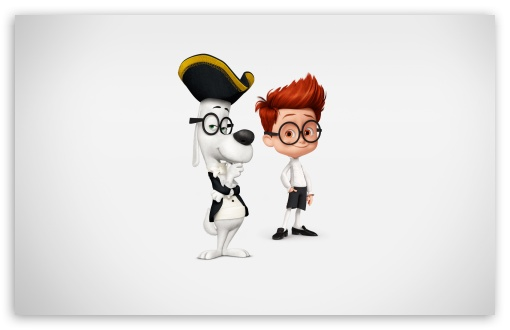 Mr. Peabody & Sherman HD wallpaper for Wide 16:10 5:3 Widescreen WHXGA WQXGA WUXGA WXGA WGA ; HD 16:9 High Definition WQHD QWXGA 1080p 900p 720p QHD nHD ; Standard 4:3 5:4 3:2 Fullscreen UXGA XGA SVGA QSXGA SXGA DVGA HVGA HQVGA devices ( Apple PowerBook G4 iPhone 4 3G 3GS iPod Touch ) ; Tablet 1:1 ; iPad 1/2/Mini ; Mobile 4:3 5:3 3:2 16:9 5:4 - UXGA XGA SVGA WGA DVGA HVGA HQVGA devices ( Apple PowerBook G4 iPhone 4 3G 3GS iPod Touch ) WQHD QWXGA 1080p 900p 720p QHD nHD QSXGA SXGA ;