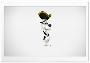 Mr. Peabody & Sherman   Mister Peabody HD Wide Wallpaper for Widescreen