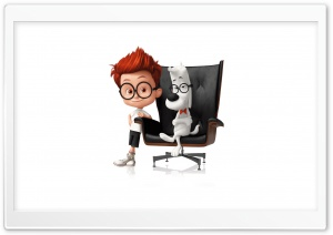 Mr. Peabody & Sherman Film HD Wide Wallpaper for Widescreen