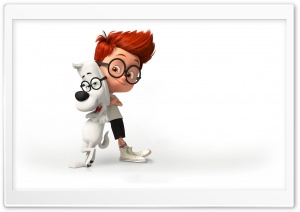 Mr. Peabody and Sherman 2014 HD Wide Wallpaper for Widescreen