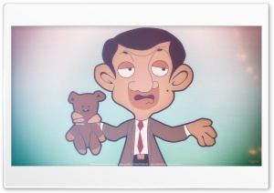 Mr Bean HD Wide Wallpaper for Widescreen