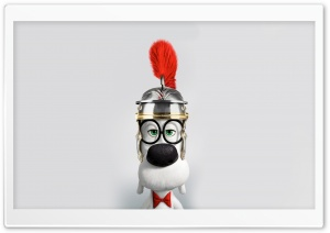 Mr Peabody Dog   Mr. Peabody & Sherman Movie HD Wide Wallpaper for Widescreen