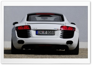 MTM Audi R8R Supercharged 1 HD Wide Wallpaper for Widescreen