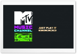 MTV HD Wide Wallpaper for 4K UHD Widescreen desktop & smartphone