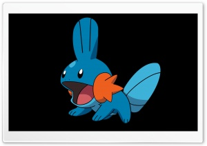 Mudkip Pokemon HD Wide Wallpaper for 4K UHD Widescreen desktop & smartphone