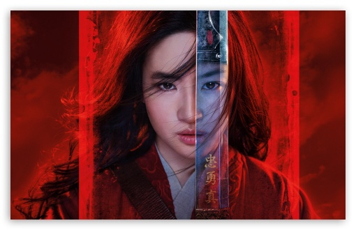 Mulan Film Ultra Hd Desktop Background Wallpaper For 4k Uhd Tv Tablet Smartphone
