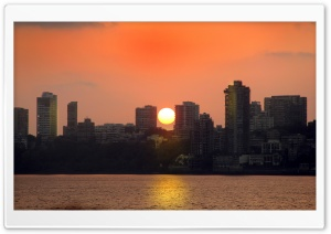 Mumbai HD Wide Wallpaper for Widescreen
