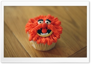 Muppets Cupcakes HD Wide Wallpaper for Widescreen