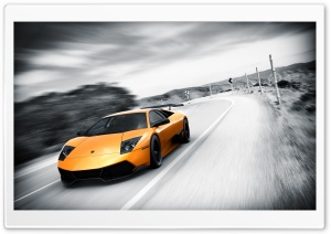 Murcielago Superveloce HD Wide Wallpaper for Widescreen