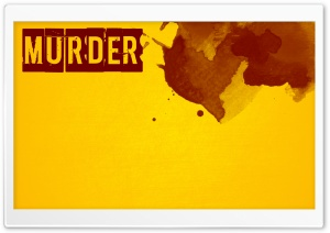 Murder HD Wide Wallpaper for Widescreen